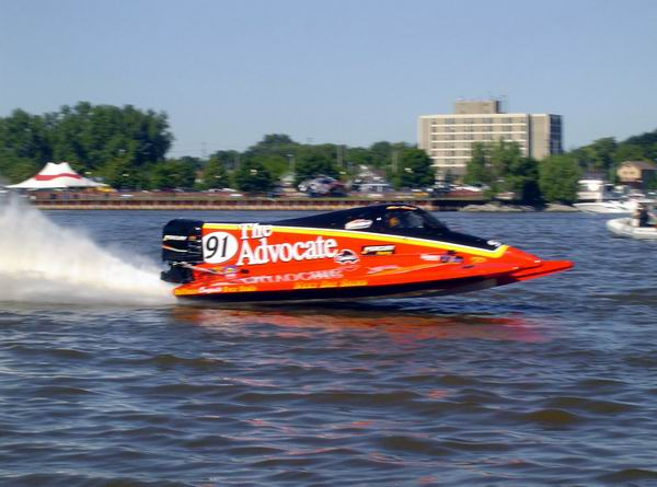 MAX TOELER RIVER ROAR 2004 BAY CITY FROM KEVIN PASCH