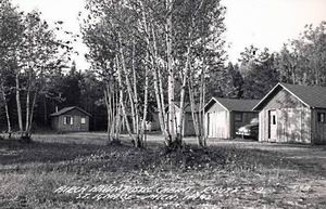 BIRCH HAVEN RUSTIC CABINS ST IGNACE