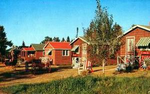 MCGINTYS RESORT COTTAGES COPPER HARBOR