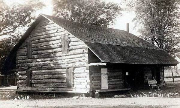 WILLIAMS BROTHERS LOG CABIN CHARLOTTE