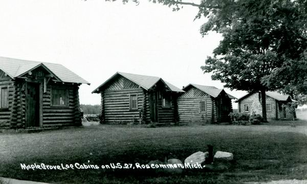 MAPLEGROVE CABINS ROSCOMMON