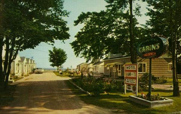 NORTHLAND BEACH CABINS EAST TAWAS