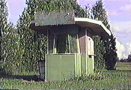 Burnside Drive-In Theatre - TICKET BOOTH FROM DARRYL BURGESS