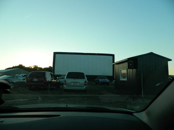 Danny Boys Drive In Movie Theaters - JULY 2013 FROM RON GROSS