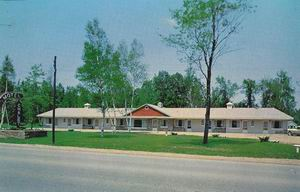 Motels in Michigan