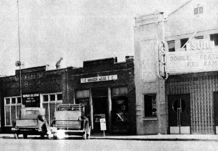 Sun Theater - FROM BANGOR HISTORICAL SOCIETY