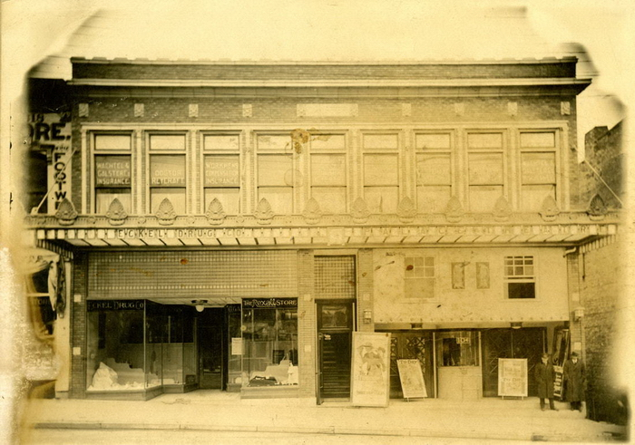Palace Theater - OLD PHOTO