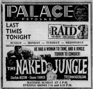 Palace Theater - 28 AUG 1954 AD