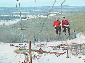 HARBOR SPRINGS SKI RESORT
