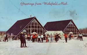WAKEFIELD SKI LODGE