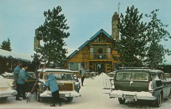 GAYLORD SKI LODGE