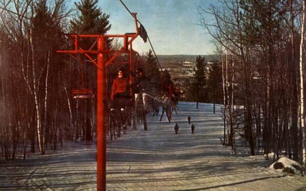 IRON MOUNTAIN SKI LIFT
